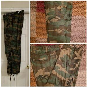 012a376fc4 Regal Wear. Men Camouflage Cargo Pants